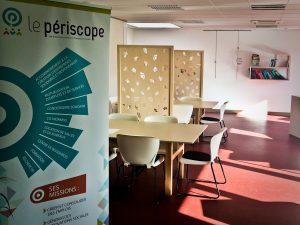 Le Périscope - Hall accueil