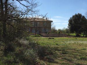 Bâtiment principal d'Organic'Vallée